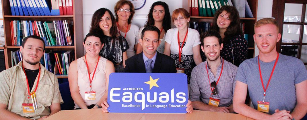 EAQUALS Мальта