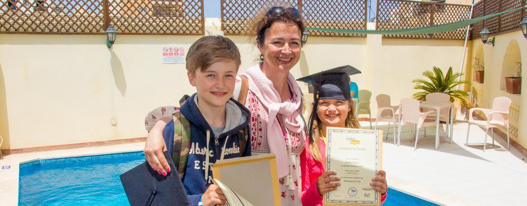 Сертификаты Курса Семейной Программы