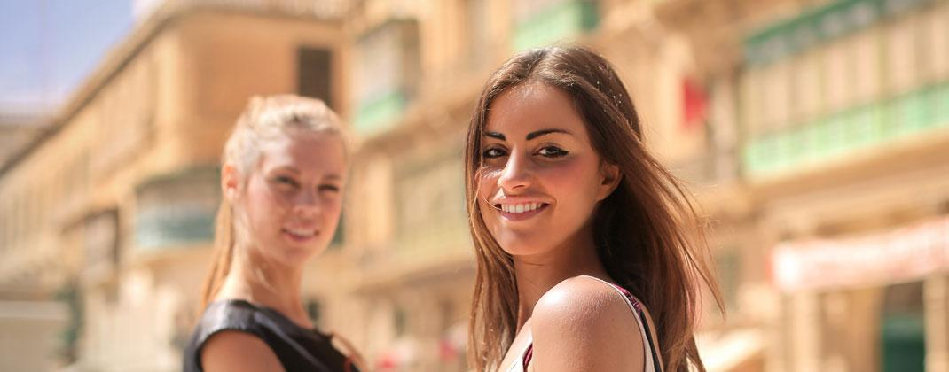 Изучайте английский на Мальте