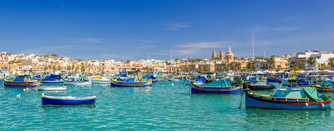 Мальтийские лодки