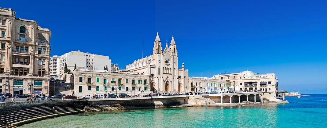 Школа английского языка на Мальте