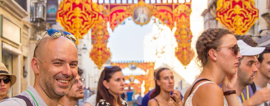 Фестиваль в Валлетте