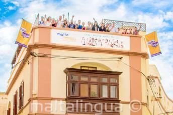 Школа английского языка в Сент-Джулиансе, Мальта