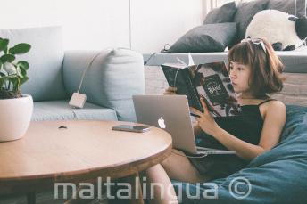 Изучайте английский в любом месте и в любое время