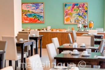 Ресторан в отеле Argento