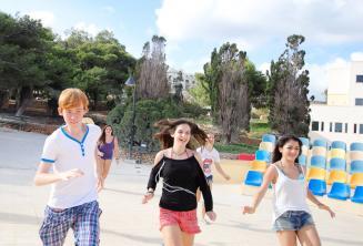 Спортивные мероприятия школы английского языка на Мальте