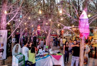 Фестиваль Earth Garden на Мальте